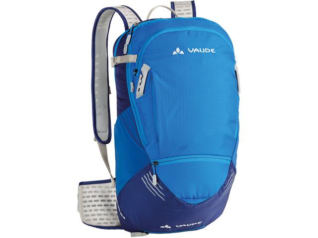 VAUDE Hyper 14+3 Mochila, hydro blue/royal